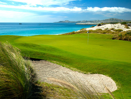 Golf at Puerto Los Cabos