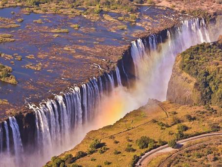 Destino: Zambia.