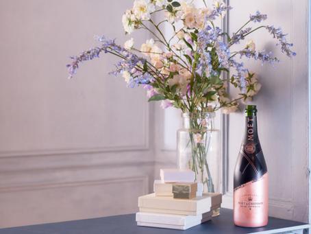 A Poem in a Bottle: Signature Rosé Impérial