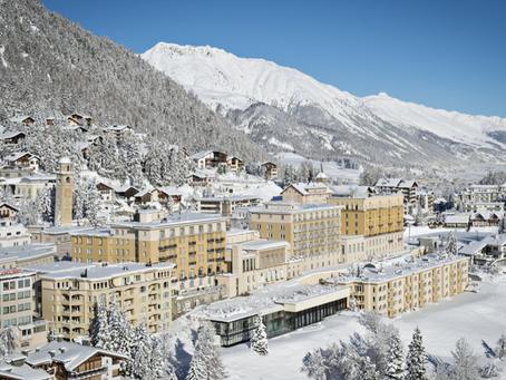 Picos Nevados y Cielos Azules: La Magia de St. Moritz