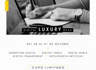 Digital Luxury Week