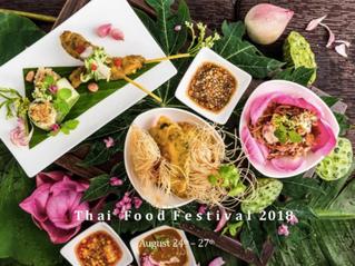 Thai Food Fest en Banyan Tree Mayakoba