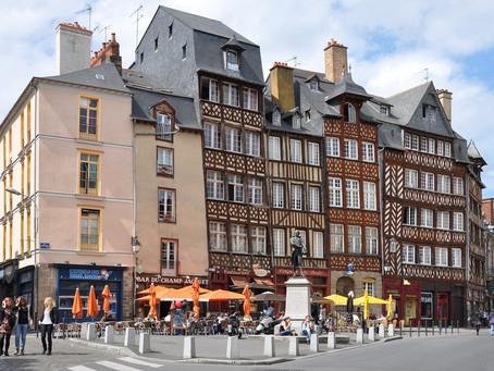 Destino: Rennes