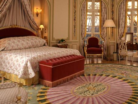 Los cinco hoteles de ciudad más lujosos