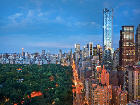 A World of Luxury Above NYC's Skyline