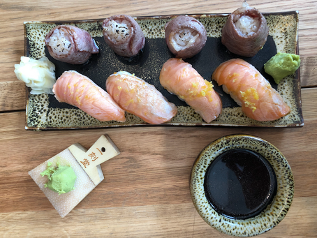 Gateway to Japan: Onomura Nigiri Bar