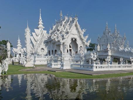 Destination: Chiang Rai.