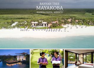 Banyan Tree Mayakoba Invita a los Nacionales Mexicanos a pasar unas Noches de Encanto en la Riviera