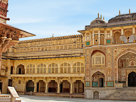 Gastronomía en Jaipur