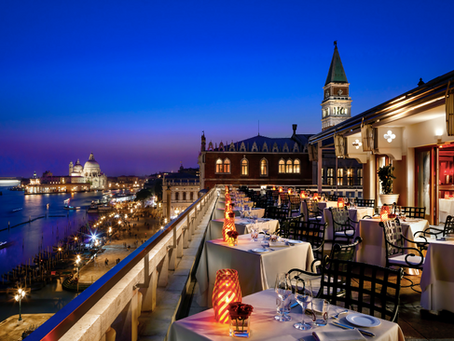 Venecia desde la Terraza del Danieli
