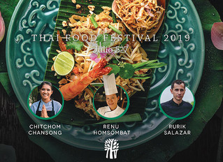 Thai Food Festival en Banyan Tree