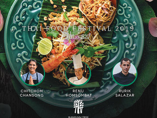 Thai Food Festival en Banyan Tree
