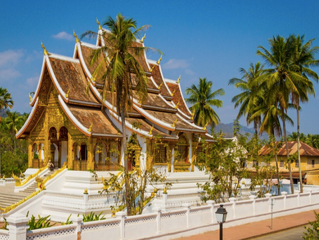 A Trip to the Past of Luang Prabang