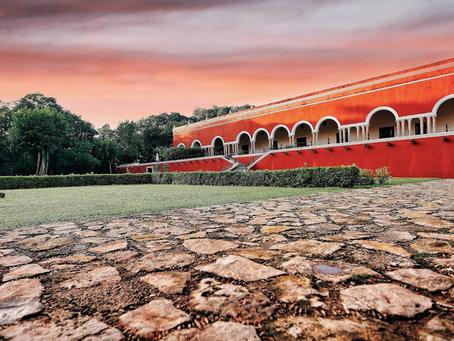 Historia y Lujo: Hacienda Temozón