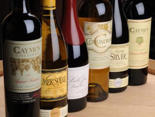 Cata de vinos Caymus