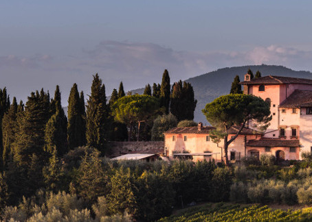 Vignamaggio, Tuscany