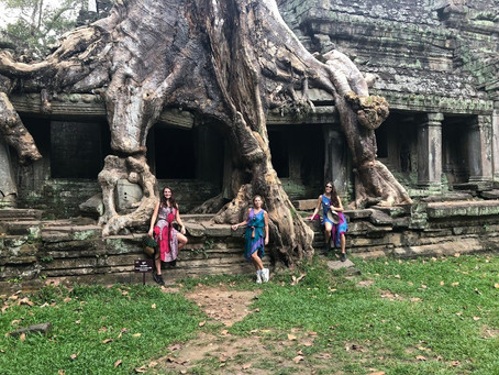 La Magia de Angkor Wat