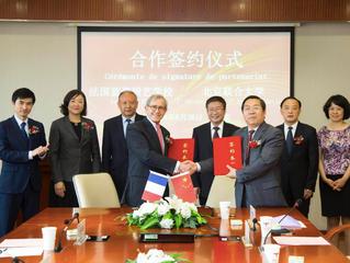 Le Cordon Bleu firma Acuerdo en Beijing