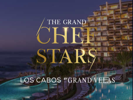 Grand Chef Stars en Grand Velas Los Cabos