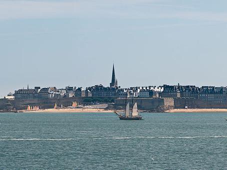 St-Malo, la increíble ciudad amurallada