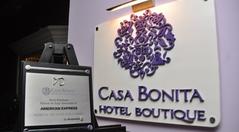 Casa Bonita Hotel Boutique & Spa Recibe