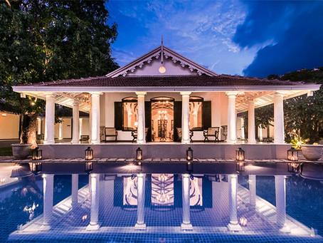 Uga Residence in Colombo