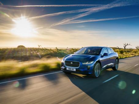 Jaguar I-PACE Reconocido como el Automóvil del Año 2019 en Noruega