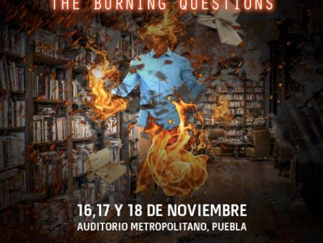 Fiery Questions Ignite Puebla