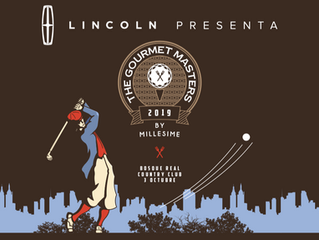 The Gourmet Masters 2019 by Millesime