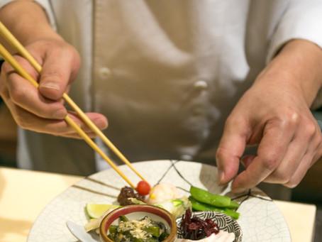 Descubriendo la comida Kaiseki