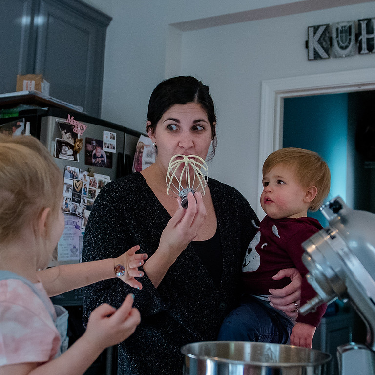 MOTHERS: DAY IN THE LIFE