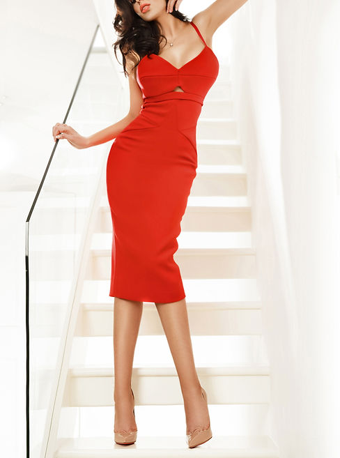 Diana rose - busty independent escort in london