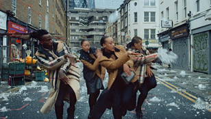 BURBERRY - It's about that fearless spirit and imagination when pushing boundaries