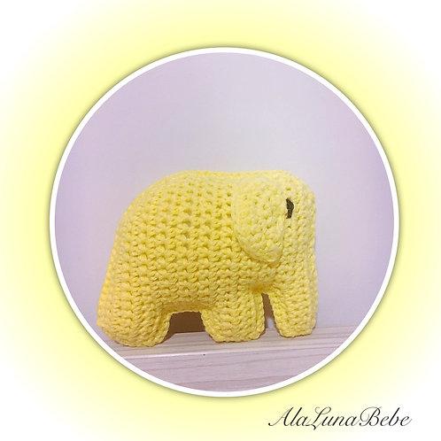 Sarı Filli El Yapımı Oyuncak