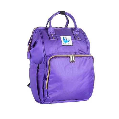 Alalunabebe Purple Bebek Bakım Çantası