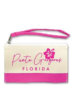 Punta Gorgeous Florida - Wristlet