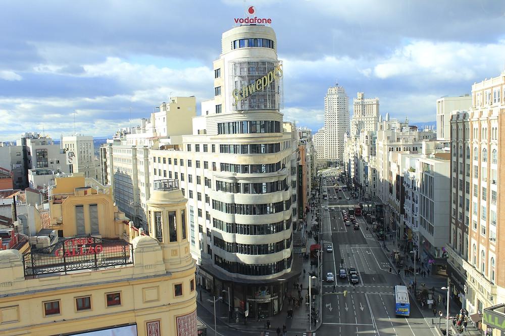 השקעות בנדלן מסחרי ספרד. ברצלונה, מדריד