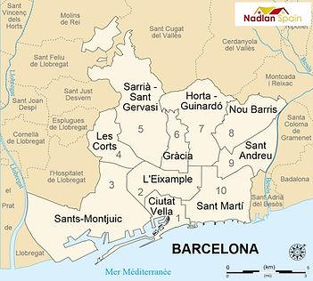 דירה בברצלונה השקעה ספרד