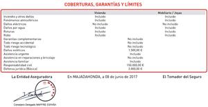 """חוזה ביטוח נכס בספרד, השקעה בטוחה בנדל""""ן בספרד"""