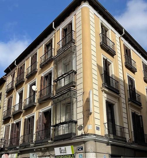 בניין להשקעה והשבחה בספרד
