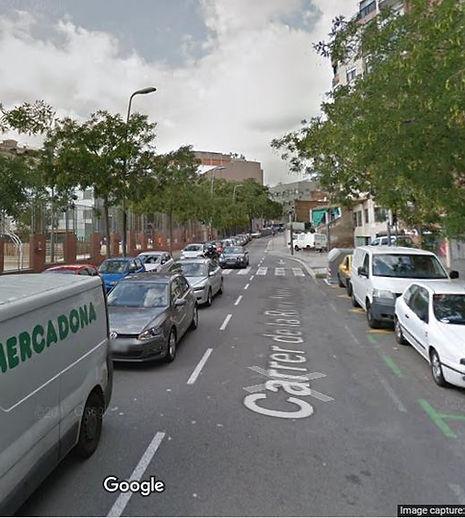 רחוב ריירה בלנקה הוספיטלט