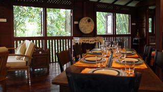 Cottage - Dining