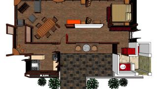 Cottage - Plan