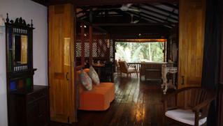 Cottage - Living