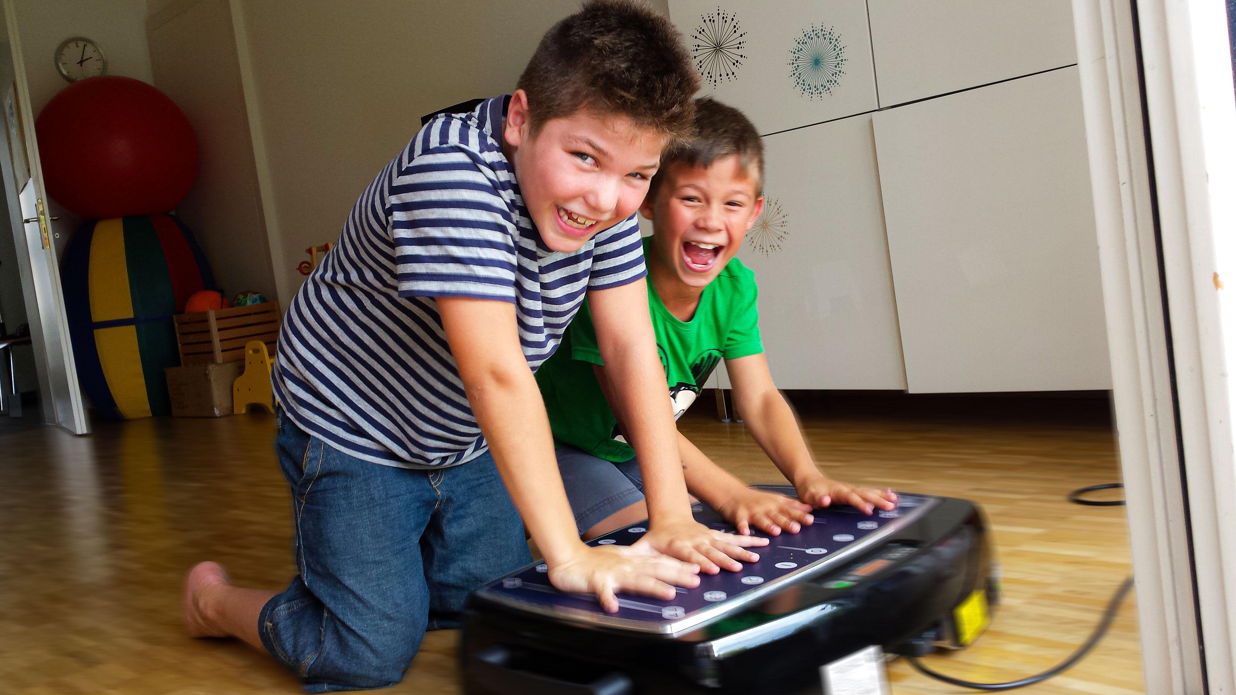 Zusammenarbeit mit Kinder