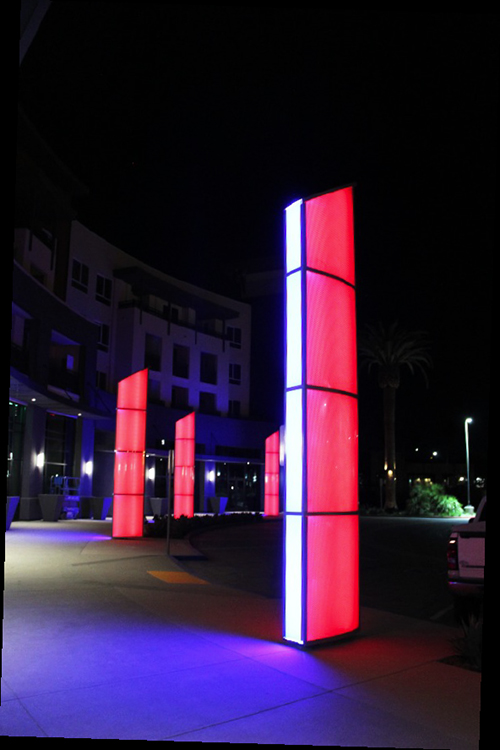 Pylons by Signature Lighting