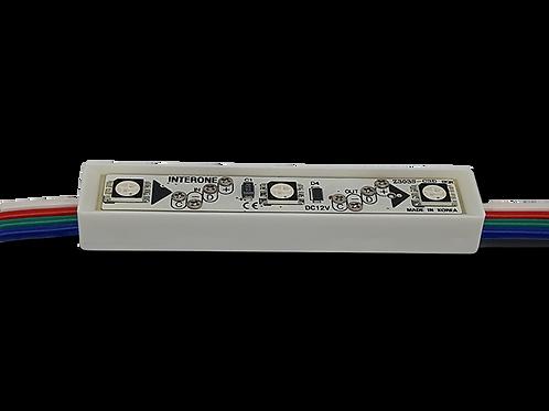 3-LED DMX, 50 Modules