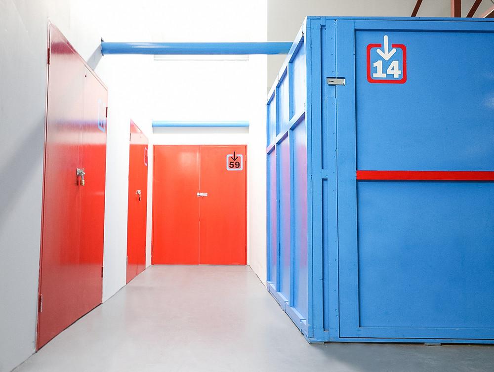 Self-Storage Units in Kilkenny Secure Storage
