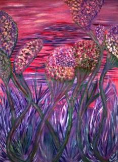 Venusian Flowers