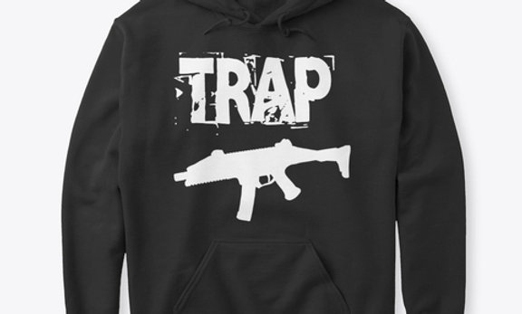 TRAP -  HOODIE